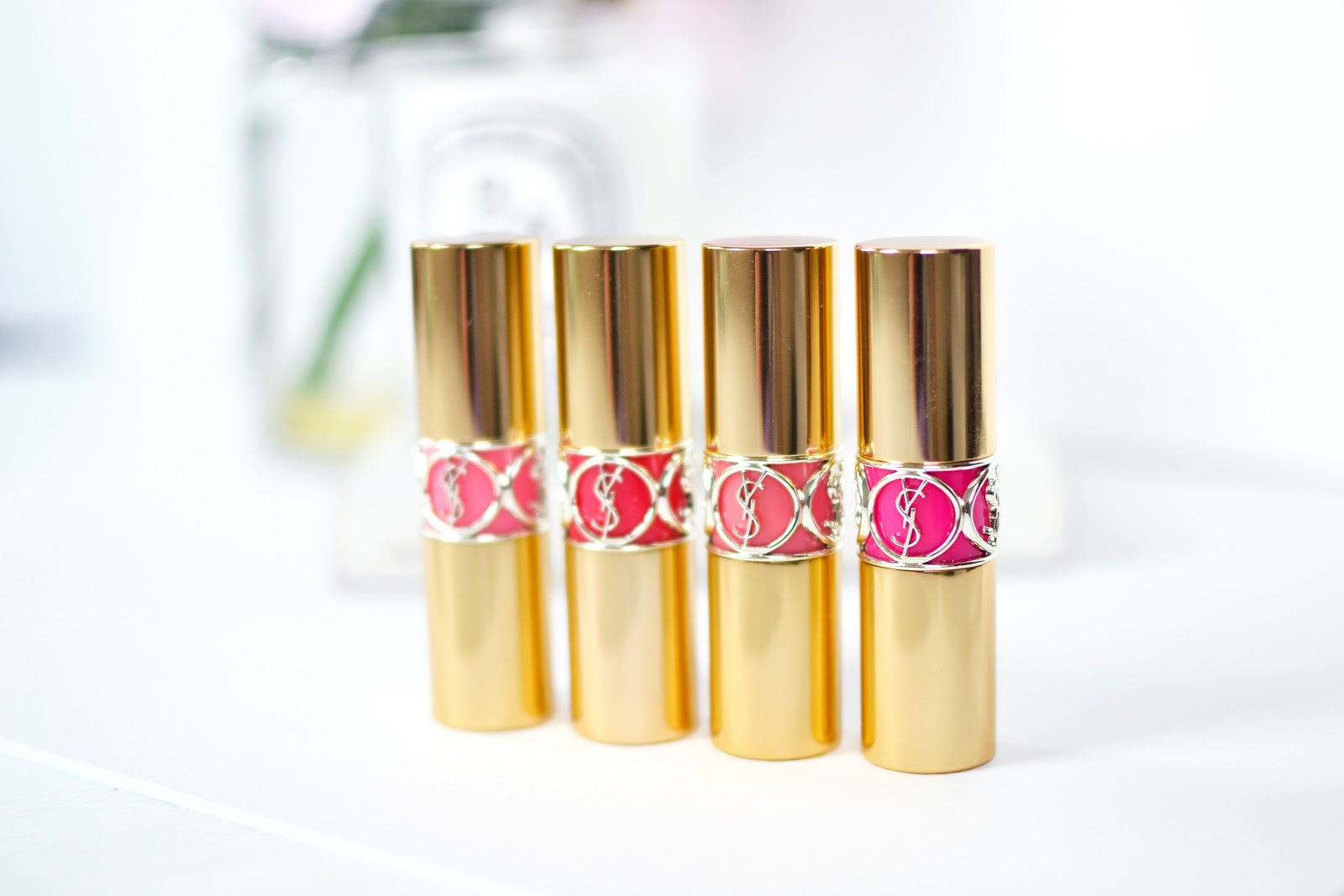 YSL Rouge Volupté Shine 2016