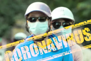 Say No to Coronavirus