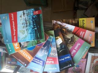 buku kurikulum 2013 kelas VII SMP/MTS
