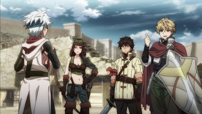 Chain Chronicle The Light Of Haecceitas Series Image 11