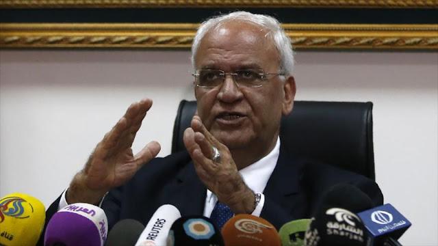 Palestina urge disculpas de Israel a su pueblo y fin de ocupación