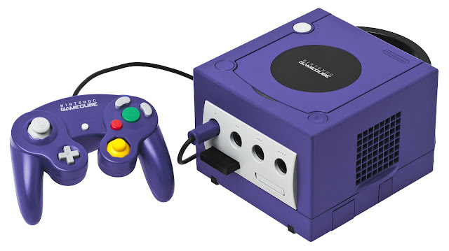 re-lanzamiento gamecube