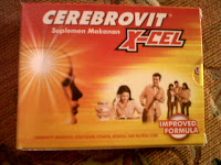 Multivitamin Cerebrovit X-Cel
