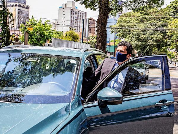 Qual o carro do ex-ministro Sérgio Moro? modelo e preço