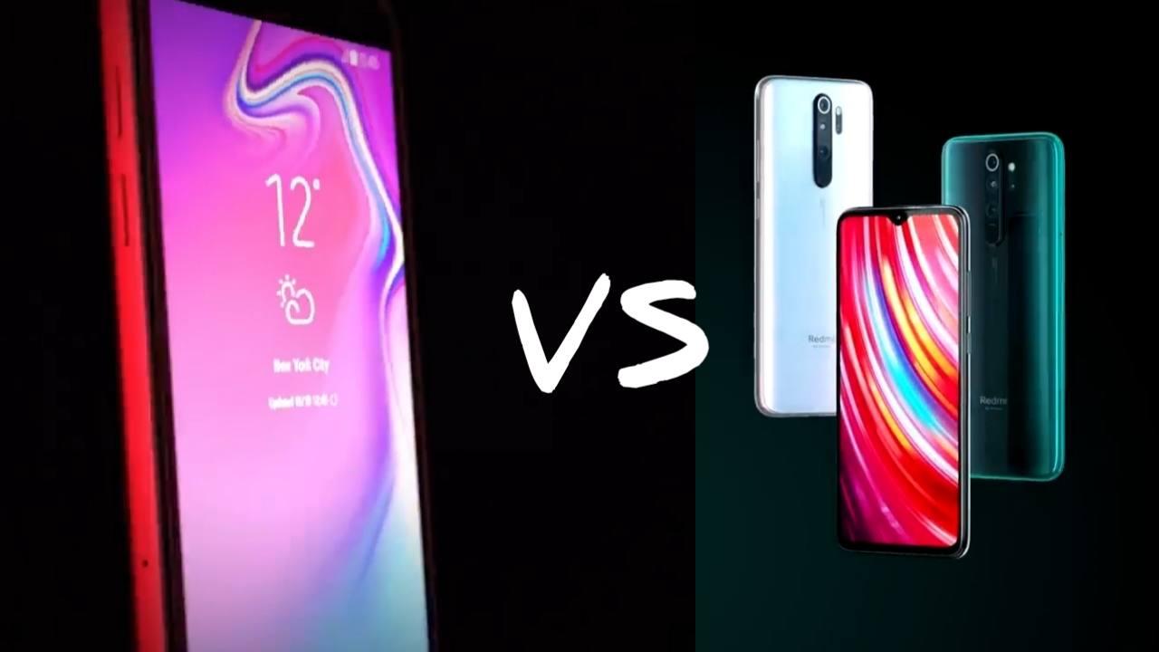 Pilih Samsung atau Xiaomi