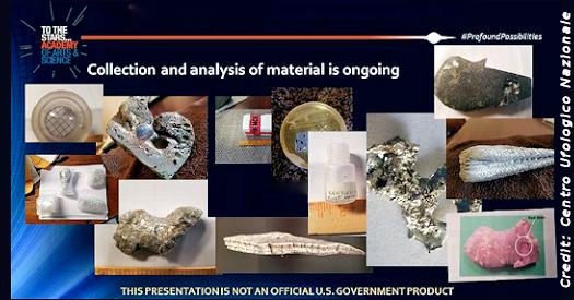 Army Confirms Testing of UFO Debris