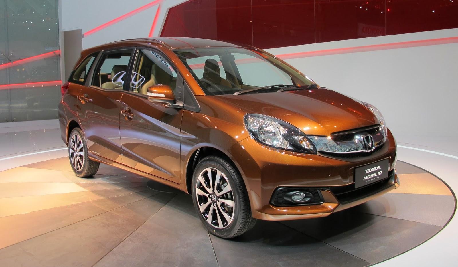 Harga Honda Mobilio 2014 dan Spesifikasi Lengkap   JDM-Modifikasi