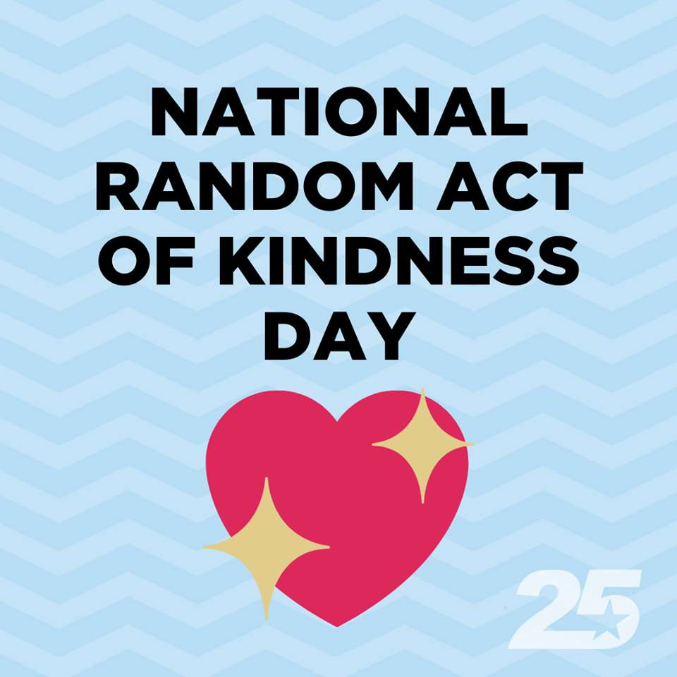 Random Act of Kindness Day Wishes Images