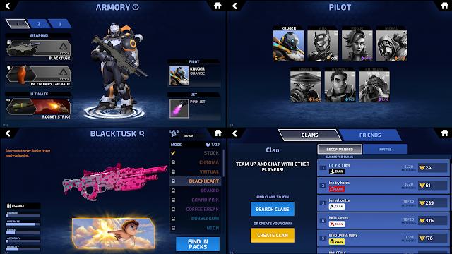 Armajet! Game Tembak-tembakan Android Seru Dengan Konsep Platformer Shooter