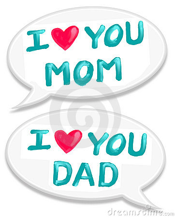 I Love You Mom And Dad Images Gallery