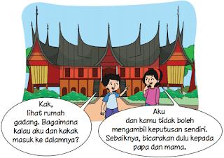 Percakapan Beni dan kakaknya www.simplenews.me