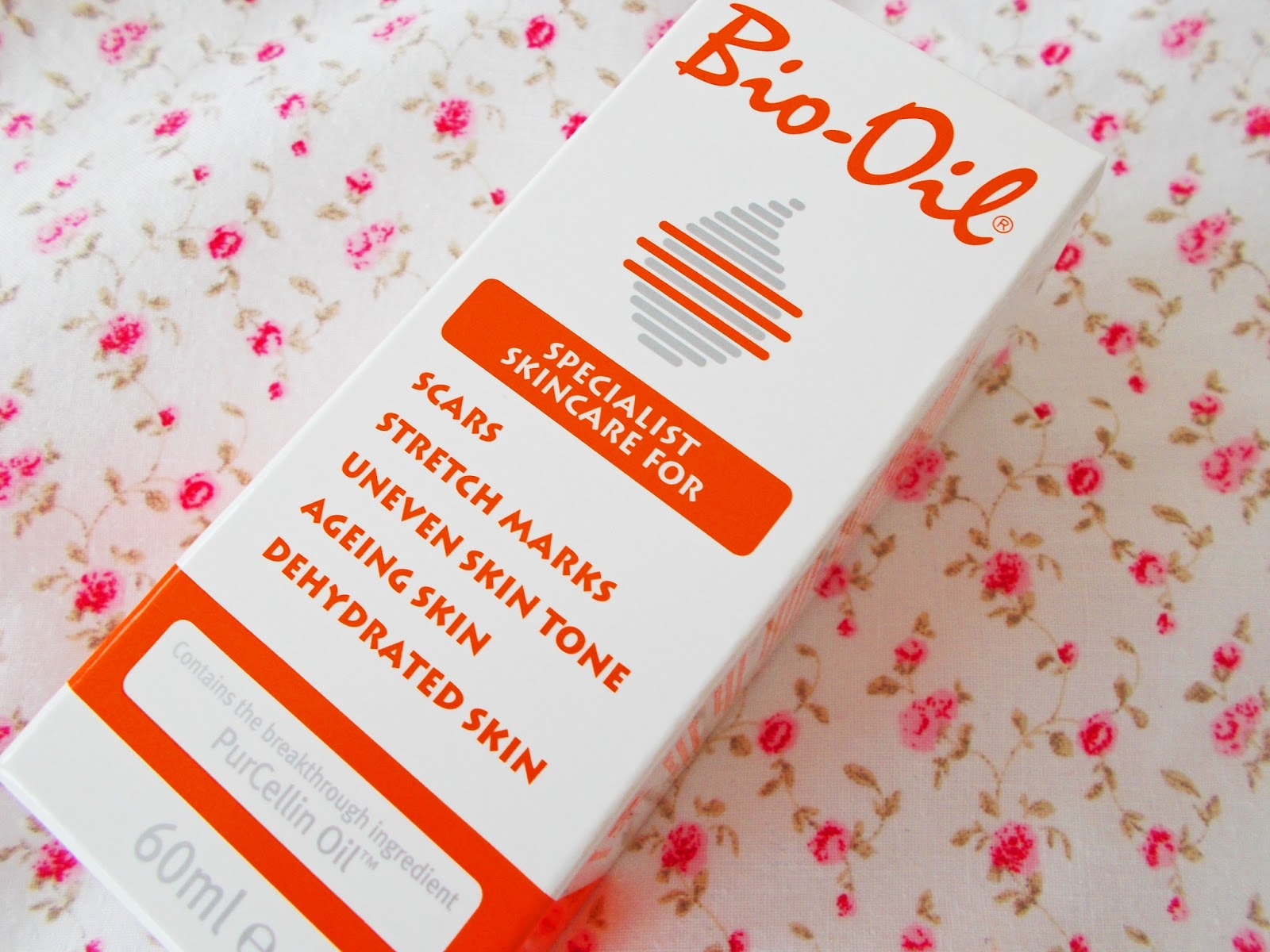 My thoughts on the Bio Oil skincare