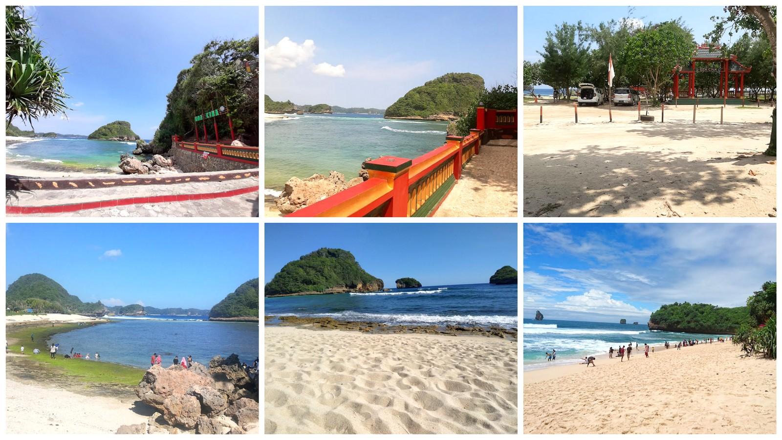 Pantai Goa Cina Malang Fasilitas Dan Tiket Masuk Terbaru 2020 Loket Wisata