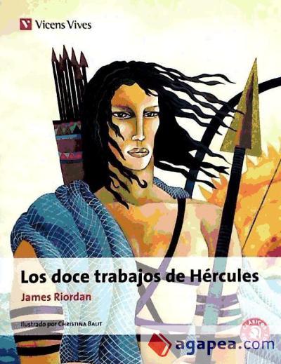 Mitolgía: Los 12 trabajos de Hercules ( Libro )