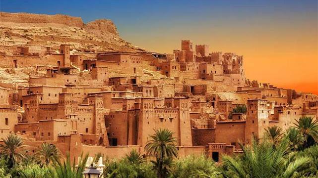 Một điểm đến, ngắm từ xác ướp Ai Cập đến cung điện của Nghìn lẻ một đêm.