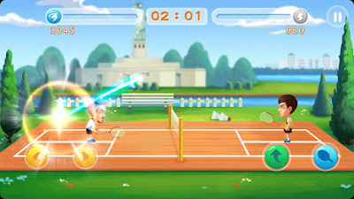 Badminton Star 2 1.6.076 Game For Android Terbaru