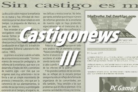 Castigonews III - el regreso