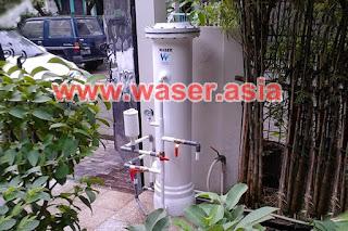 filter air tanah di depok