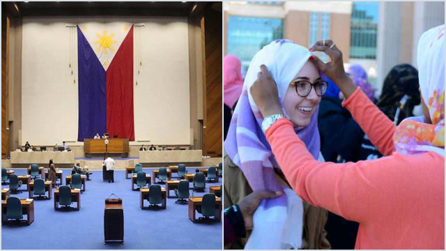 DPR Filipina Resmikan 1 Februari Sebagai Hari Hijab Nasional