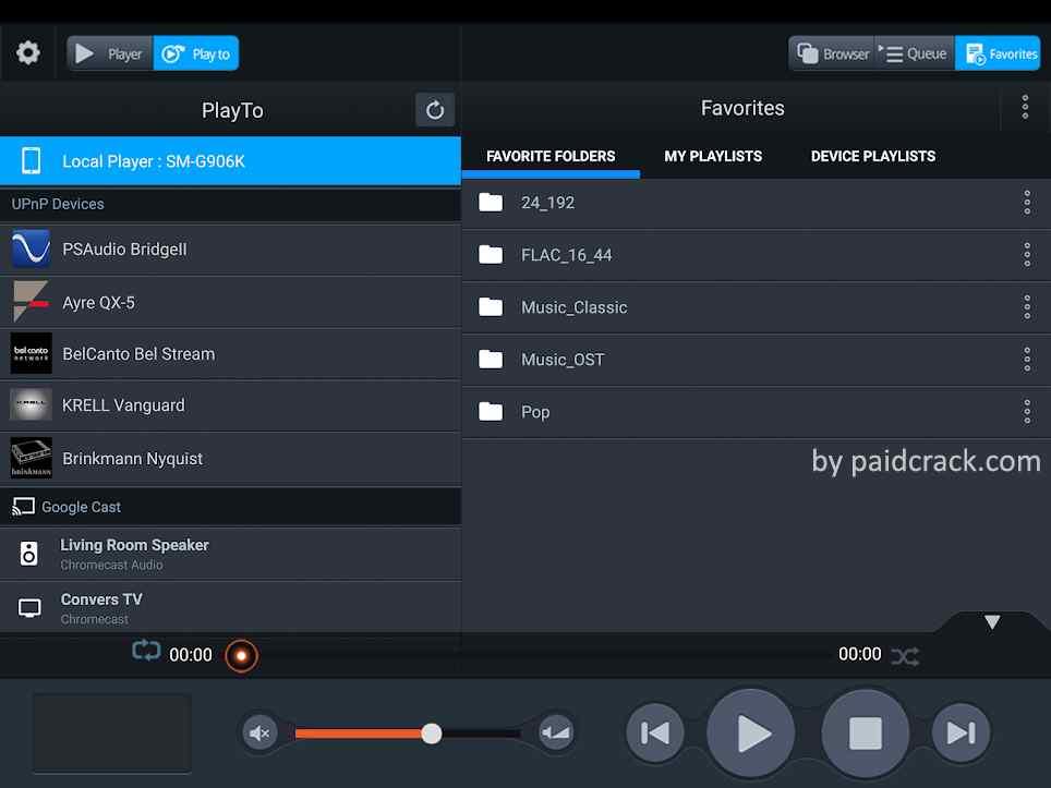 mconnect Player HD – Google Cast & DLNA/UPnP Mod Apk 3.2.20 [Paid]