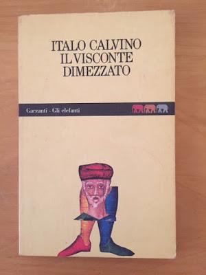 IL VISCONTE DIMEZZATO di Italo Calvino