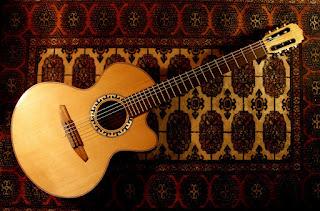 Nylon String Acoustic Guitar - Luiggi Luthier - 2019