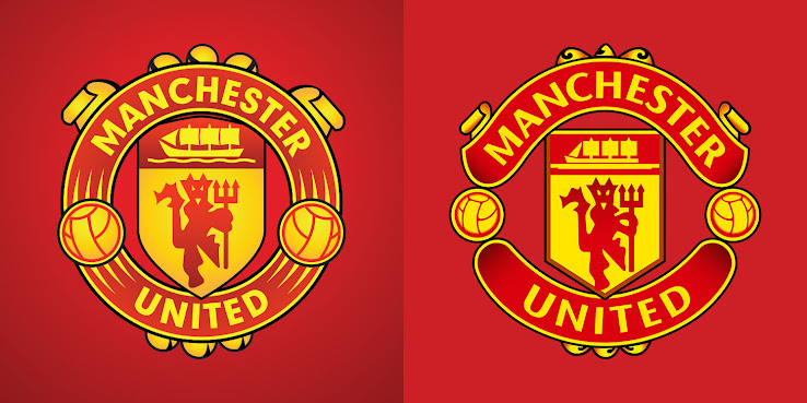 Pic: The Man Utd crest could be set for an overhaul | JOE.ie