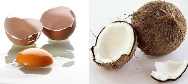 Gema de ovo, óleo de coco, avocado, azeite de oliva e até cerveja são ótimos para os cabelos