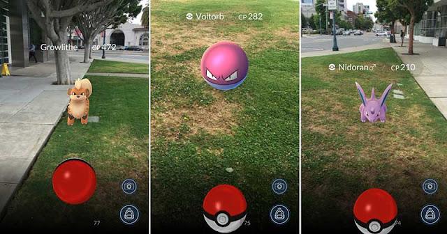 Conoce los nuevos cambios en la actualización de Pokémon GO