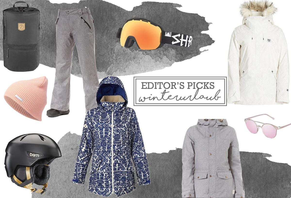 Winter Sale: Die schönsten Ski, Snowboard und Outdoor Fashion Teile für wenig Geld