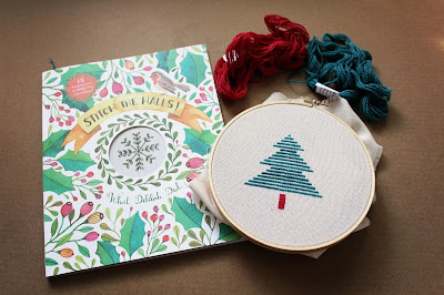 Stitch the Halls review by floresita for Feeling Stitchy