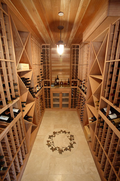 Temperate Climate Permaculture Wine Cellars