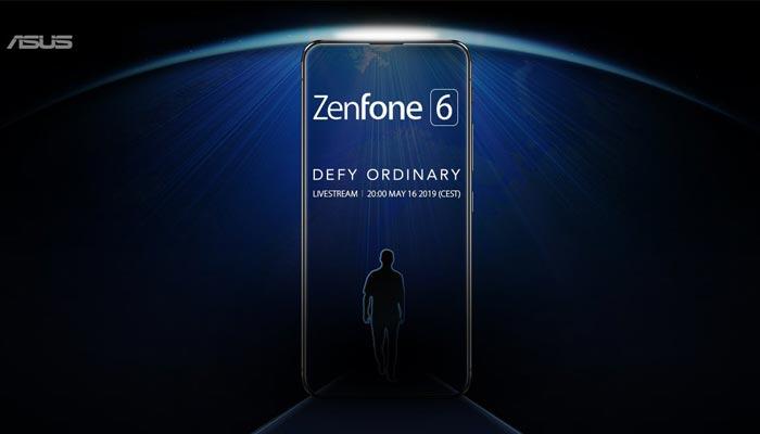 Asus Zenfone 6 Segera Meluncur 16 Mei 2019