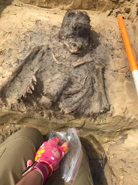 16th century mass grave with over 100 children discovered in Poland