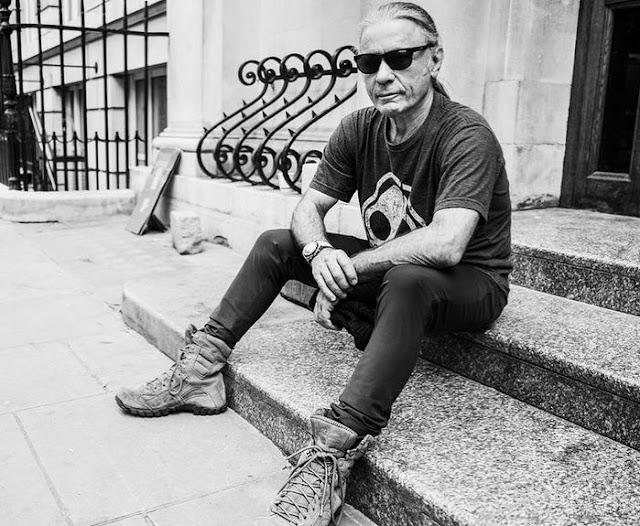 Bruce Dickinson: novo álbum solo está sendo trabalhado há 3 ou 4 anos