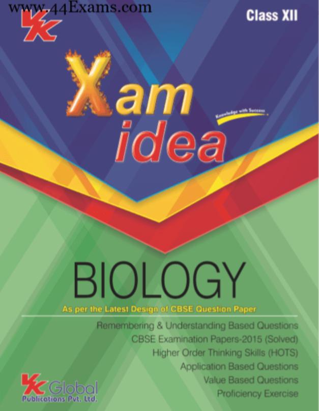 XAM-Idea-Biology-Class-XII-Examination-Papers-2008-2014-PDF-Book