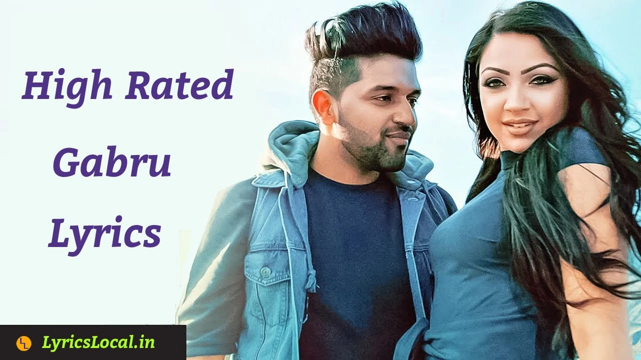 High Rated GABRU Song Lyrics