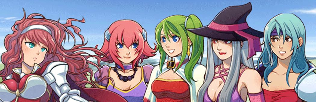 Generadores de personajes para RPG Maker VX Ace: Programa