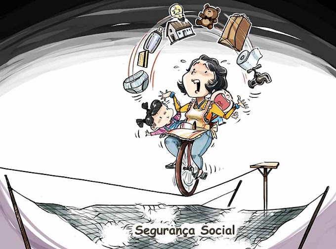 Segurança Social a fogo e a vias de facto.