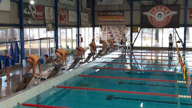 16 αθλητές του Ναυτικού Ομίλου Ναυπλίου βγήκαν κερδισμένοι με εμπειρία και καλές εμφανίσεις στο Κύπελλο ΚΟΑ