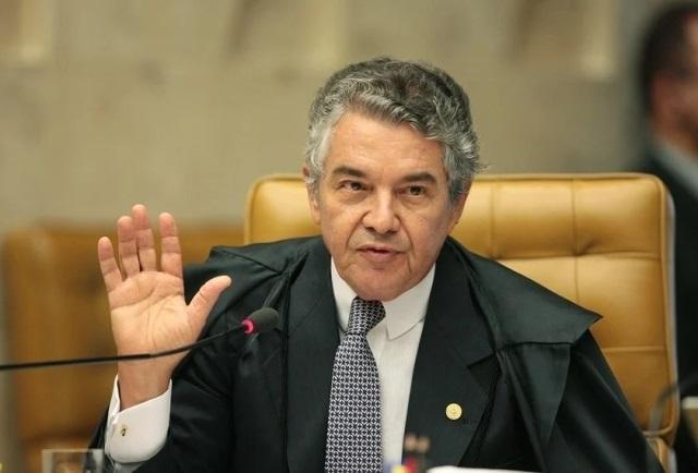 Marco Aurélio se aposenta e STF conta temporariamente com 10 ministros