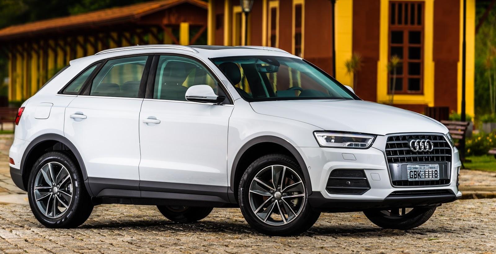 Audi faz melhores carros do mundo, segundo Consumer Reports; Fiat e Jeep fazem os piores