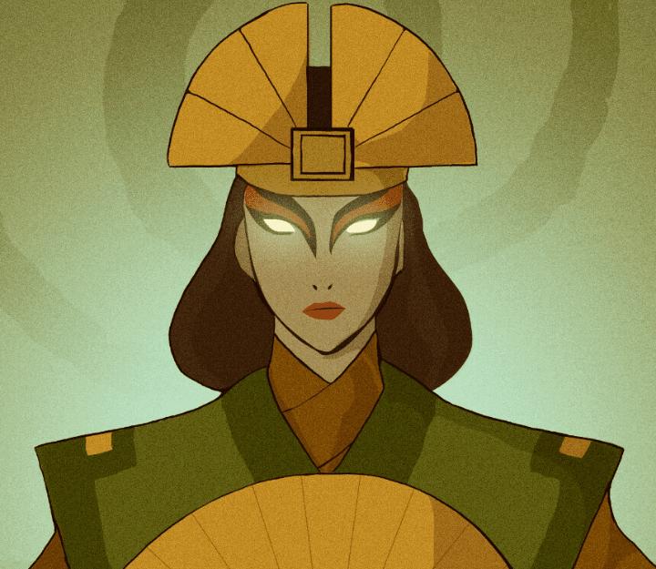 Desde el disfraz hasta la guarida secreta y la búsqueda de justicia, Avatar Kyoshi es el Avatar más superhéroe hasta la fecha.