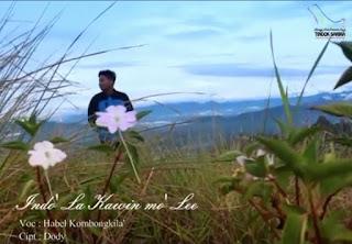 Lirik Lagu Toraja Indo' La Kawin Mo' Le (Habel Kombongkila')