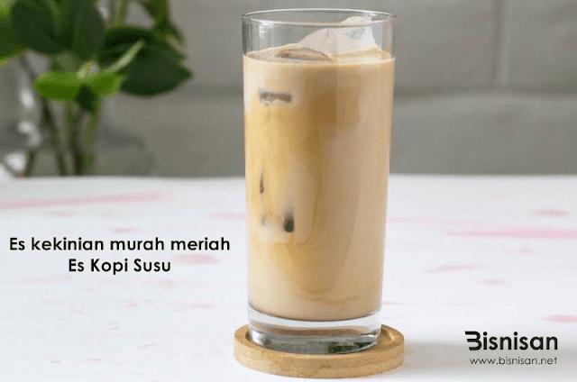 Bisnis minuman: Es Kekinian yang lagi viral