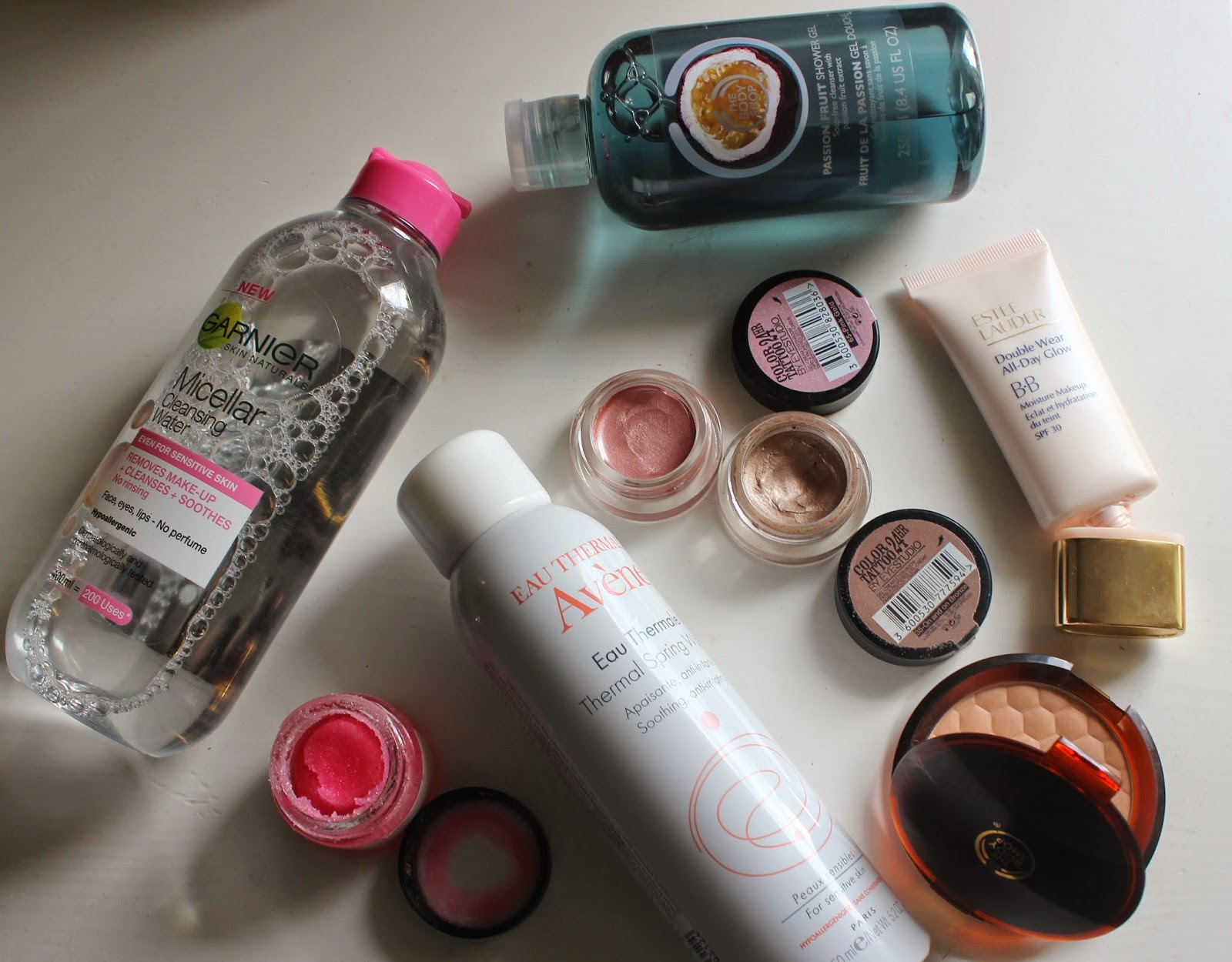 JUNE FAVOURITES WITH GARNIER MICELLAR CLEANSING WATER