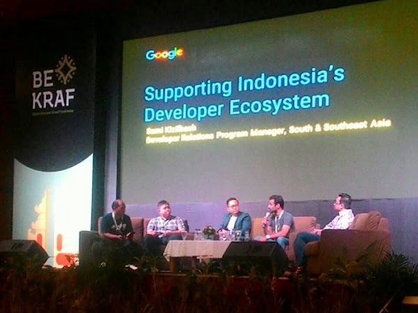 Bekraf Developer Day Bali 6 Mei 2017