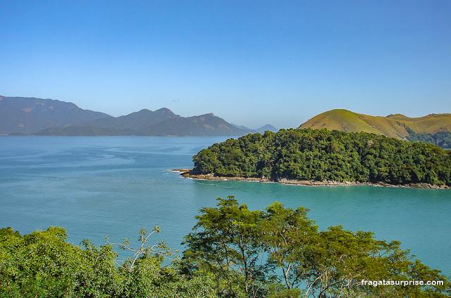 Ilha dos Arrependidos e Ilha Grande