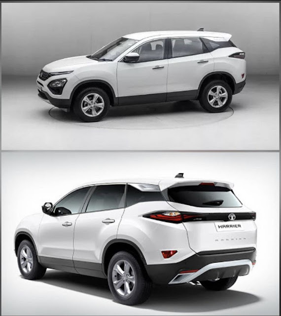 TATA HARRIER PETROL
