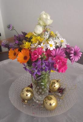 çiçekler,renkler ve karakter